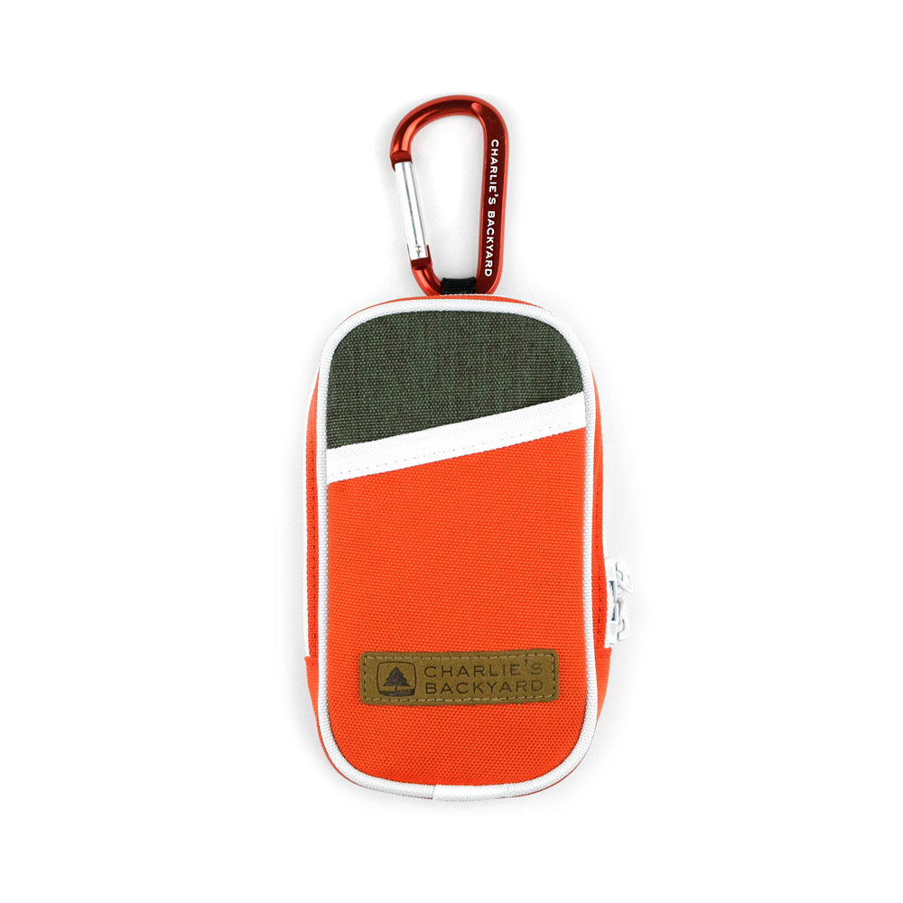 PET MULTI POUCH / ORANGE