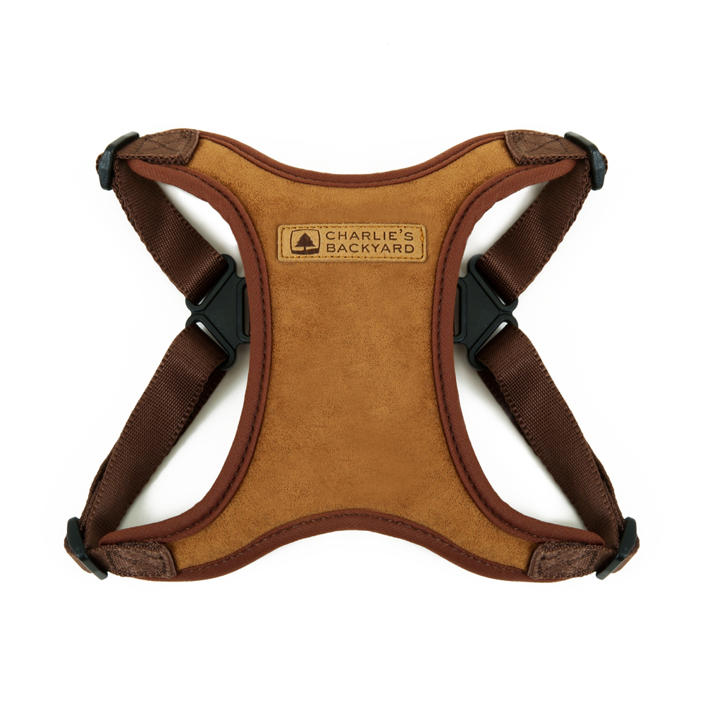 COMFORT HARNESS / BROWN