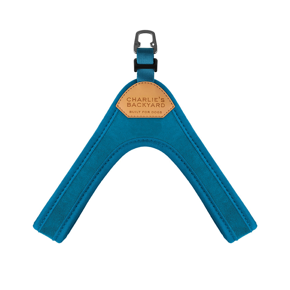 BUCKLE UP EASY HARNESS / BLUE