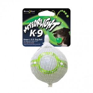 METEORLIGHT K-9 BALL / GREEN