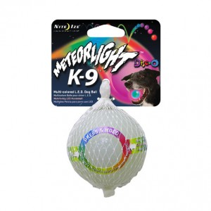 METEORLIGHT K-9 BALL / DISCO
