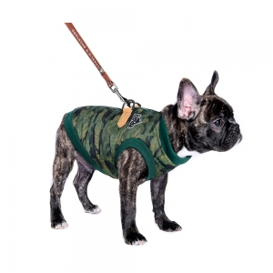 HARNESS JACKET / GREEN