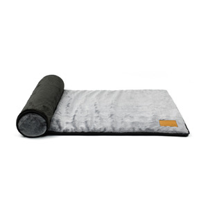 COMFYREST MEMORY FOAM BED / GRAY