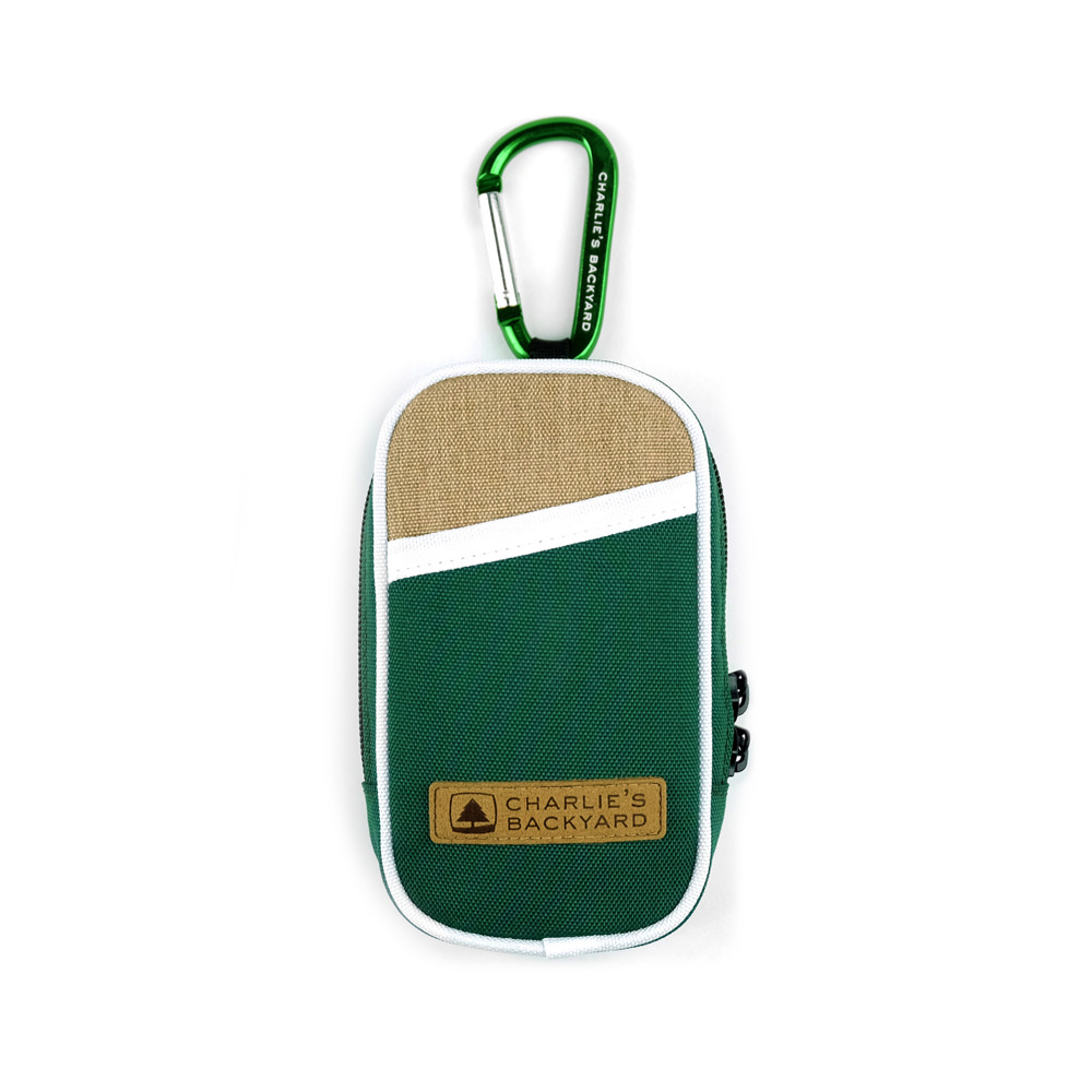 PET MULTI POUCH / GREEN