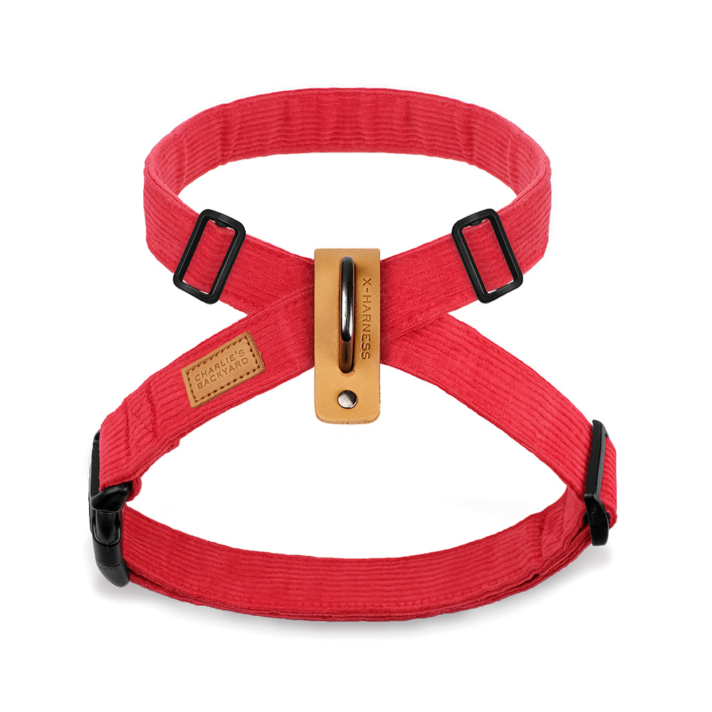 FIELD X-HARNESS / RED