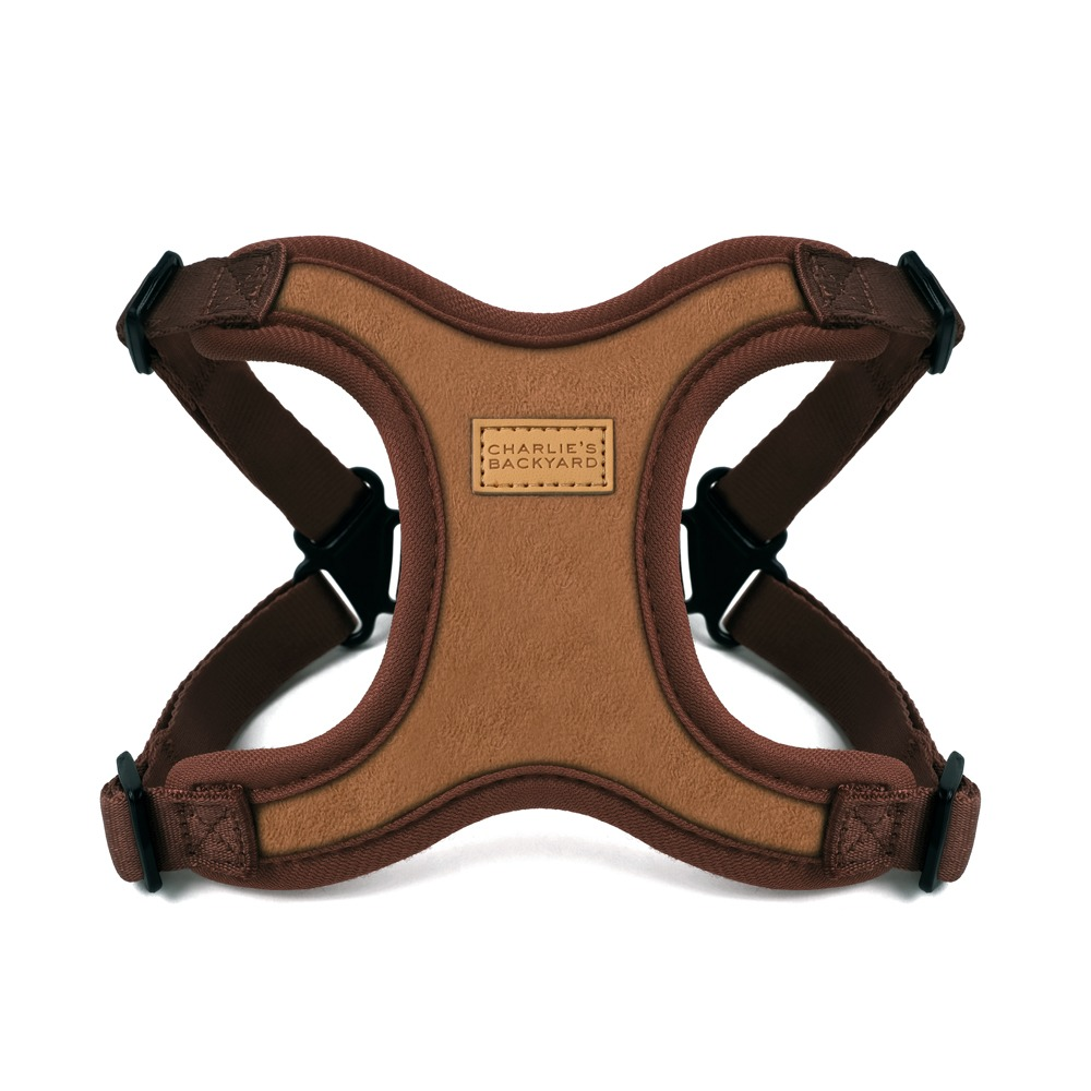 NEW COMFORT HARNESS / BROWN