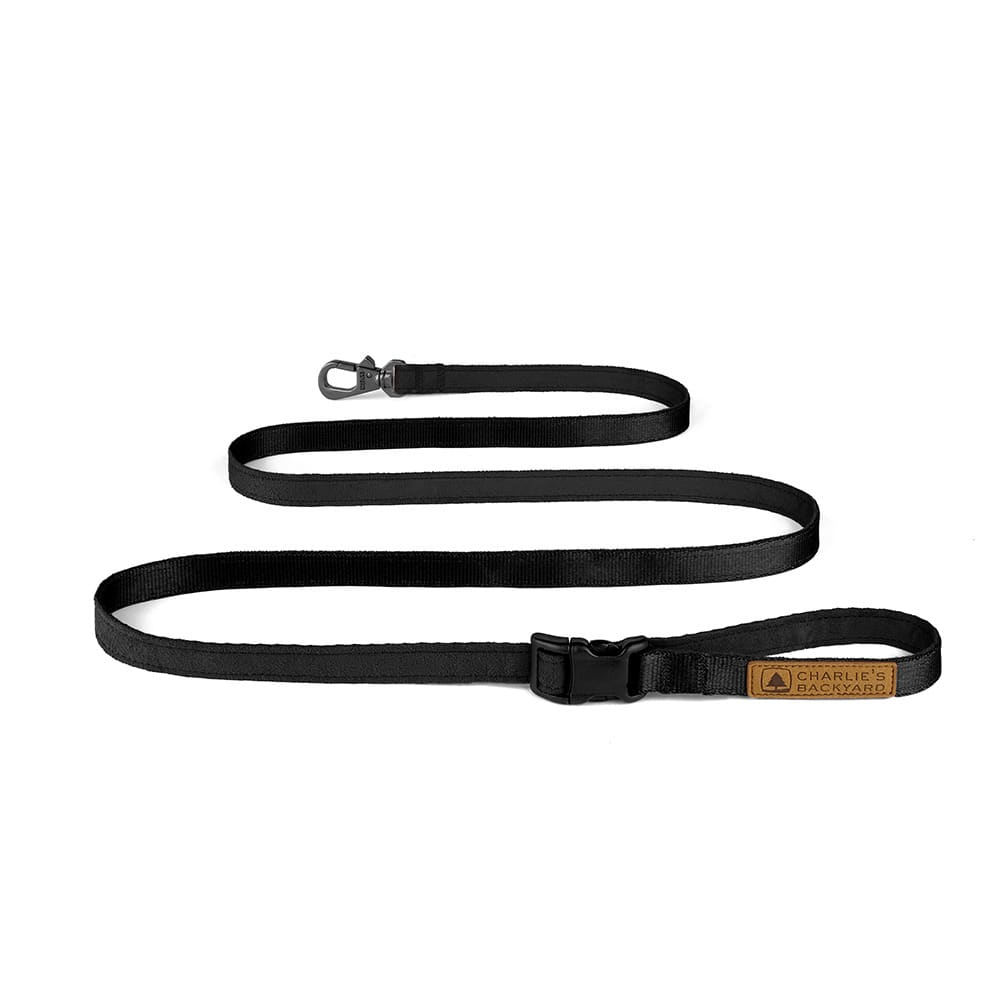 EASY LEASH / BLACK