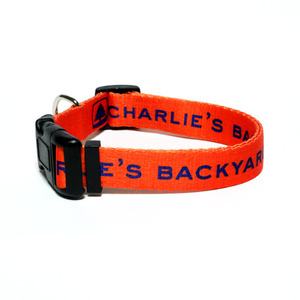 WALKER COLLAR / ORANGE / L