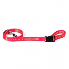 WALKER LEASH / PINK / L