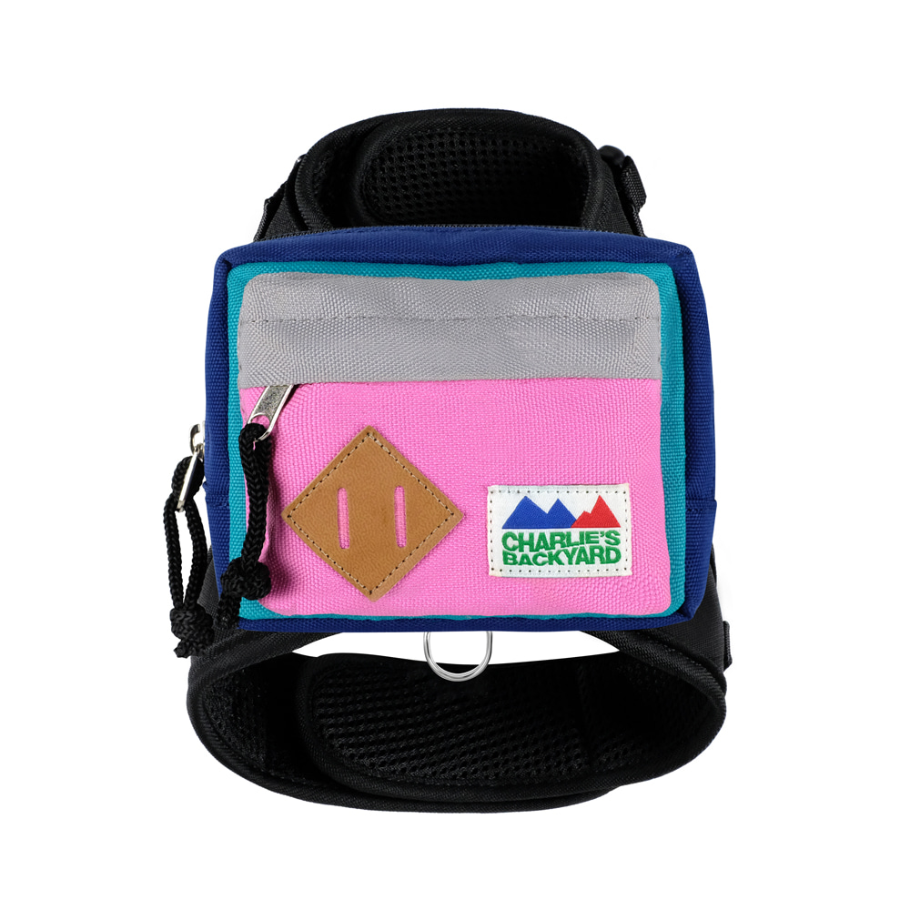 BACKPACK HARNESS / PINK