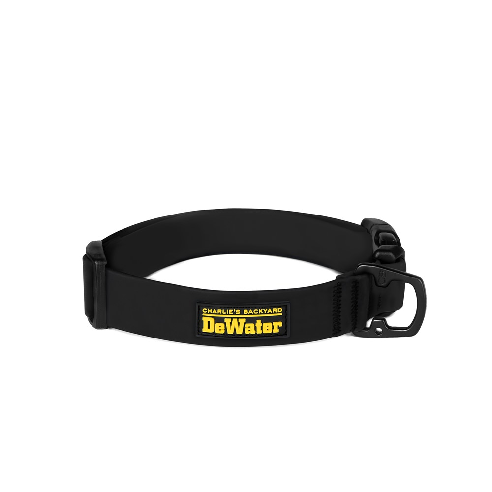 DeWater COLLAR / BLACK