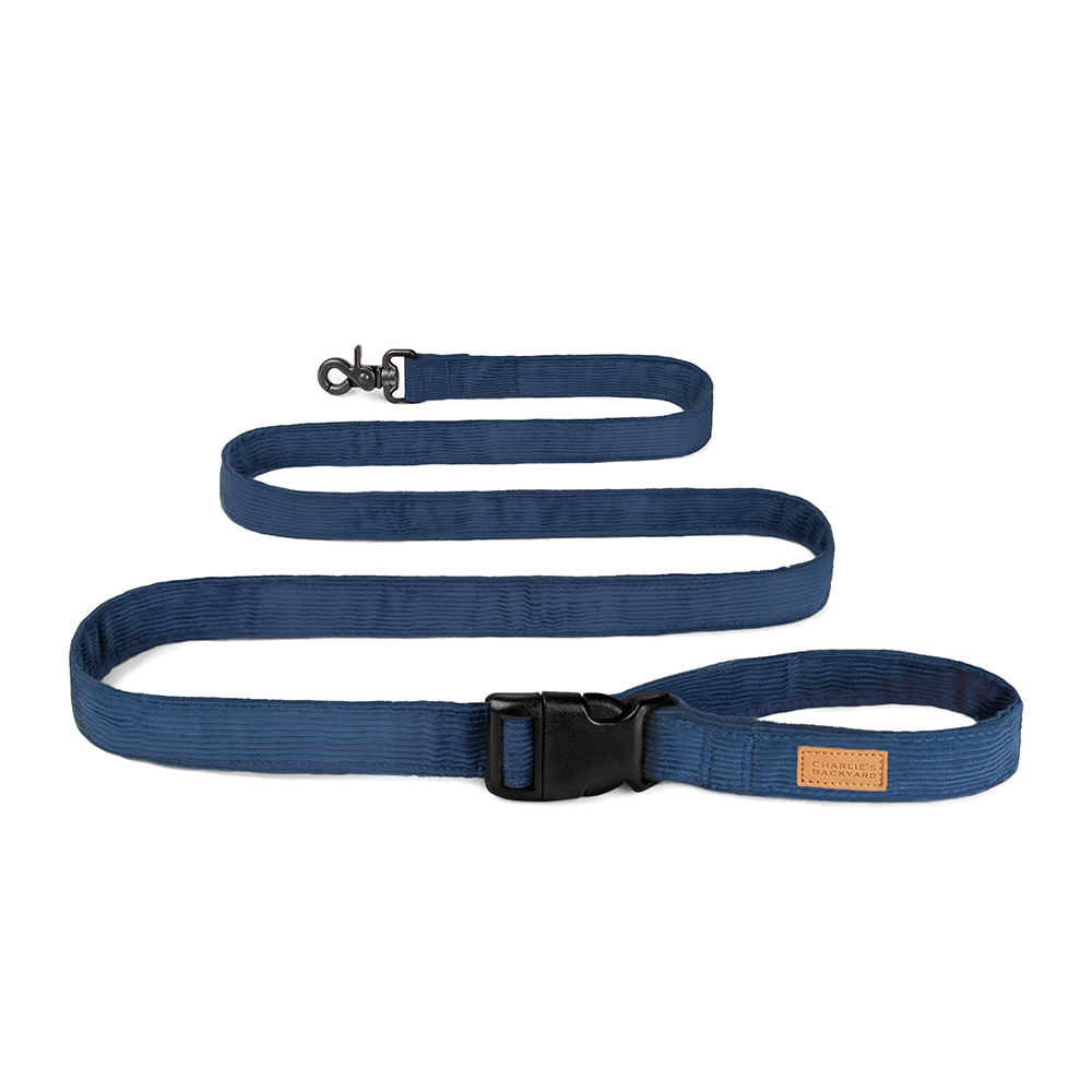 FIELD LEASH / NAVY