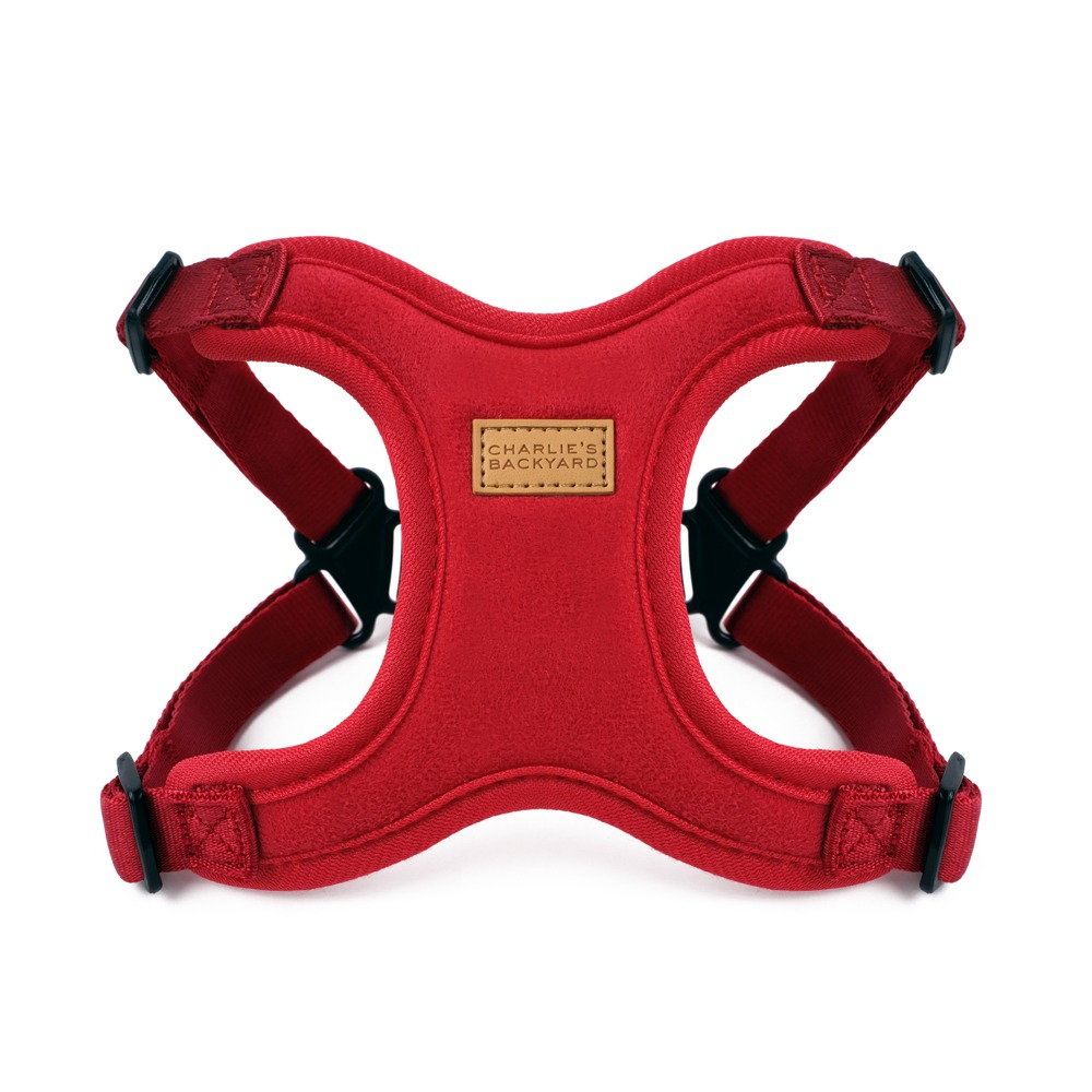 NEW COMFORT HARNESS / RED