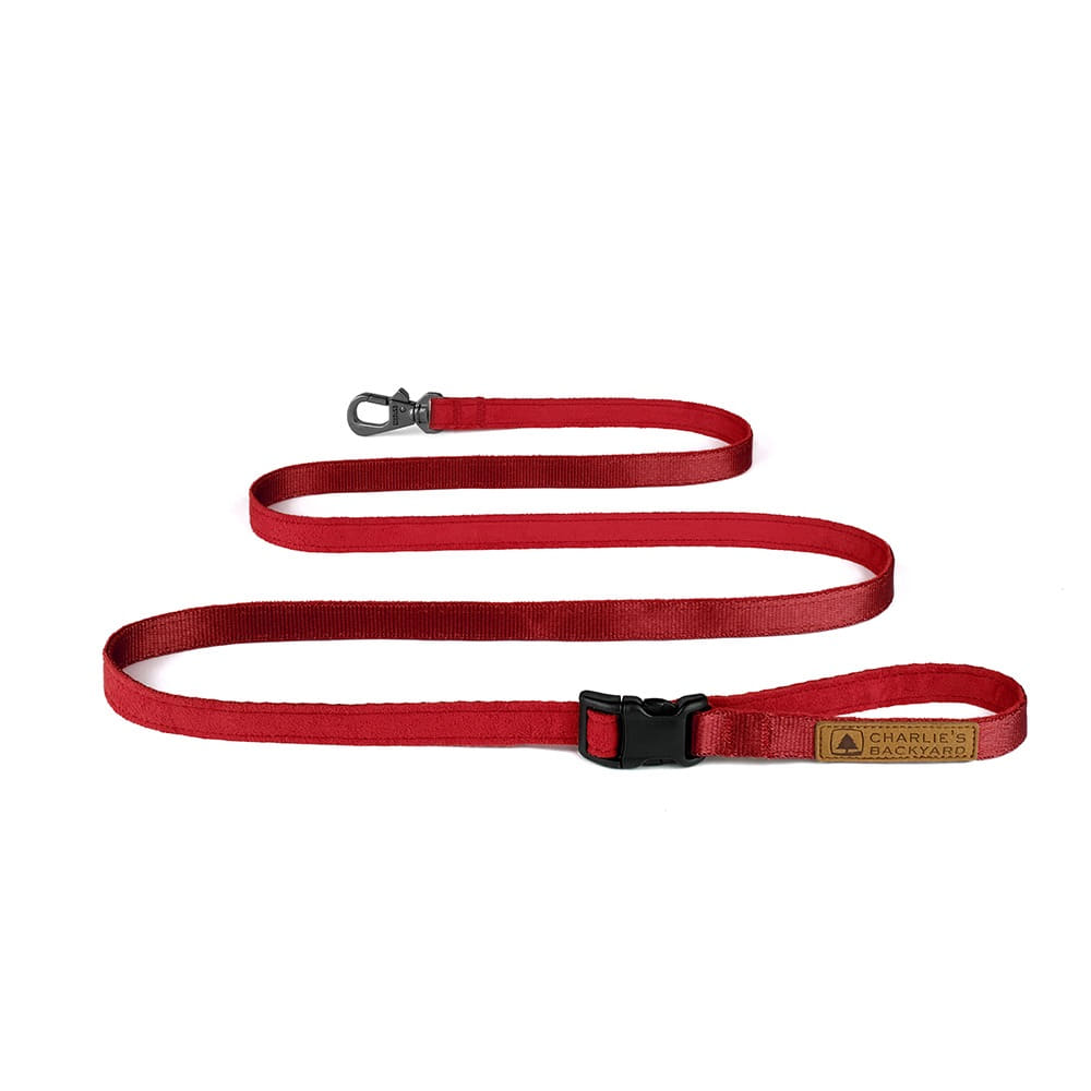EASY LEASH / RED